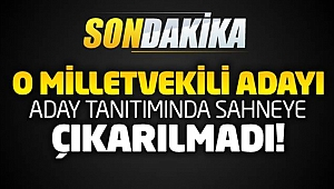 AK Parti 3. sıra adayı istifa etti