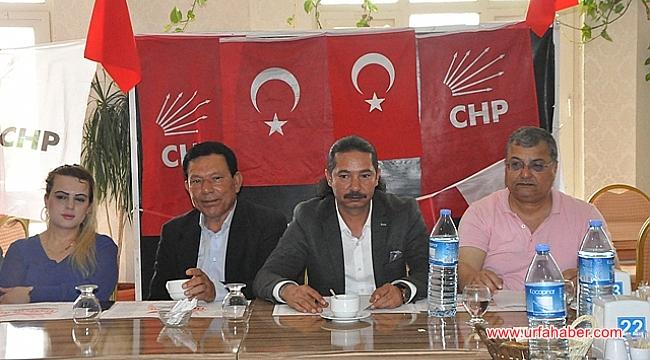 Mahmut Yazar, CHP'den Aday Adayı Oldu