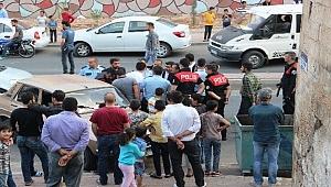 Şanlıurfa'da taşlı sopalı kavga: 2 yaralı