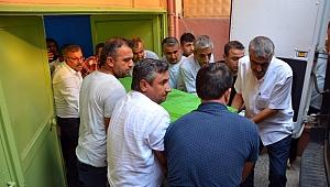 Adana'da şelalede boğulan 3 kişinin cenazesi Adıyaman'da toprağa verildi