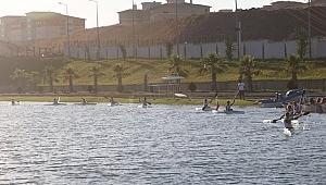 Avrupa Gençlik Spor Festivali Urfa'da Başladı