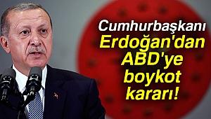 Cumhurbaşkanı Erdoğan'dan İPHONE kullanmayın