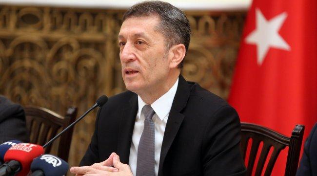 MEB Bakanı Prof. Dr. Ziya Selçuk, LGS Yerleştirmeleri Rahat Olacak
