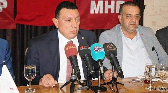 Milletvekili İbrahim Özyavuz, yanlı işe alımları eleştirdi
