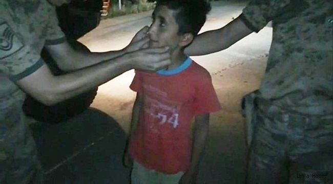 Şanlıurfa'da kaybolan çocuk bulundu