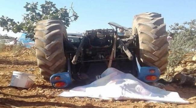 Suruç'ta traktör can aldı