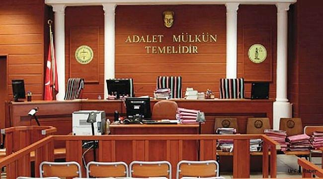 Urfa'da Mahkeme başkanını tehdit iddiası