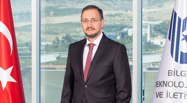 Yeni BTK Başkanı Ömer Abdullah Karagözoğlu oldu