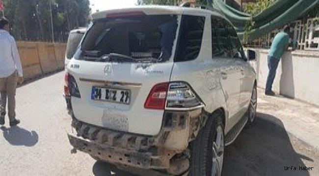 Başkan Ayhan'a Silahlı Saldırı