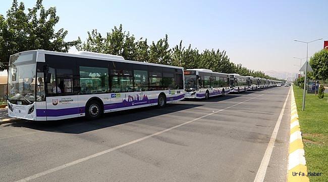 Şanlıurfa'da otobüslere karakutu takılacak