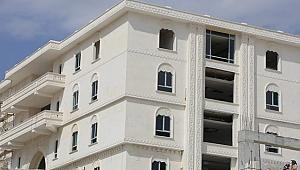Eyübiye Belediye Hizmet Binası bitme aşamasında