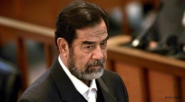 Saddam'ın koruması Urfa'da hayatını kaybetti