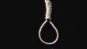 Ünlü intihar etti.