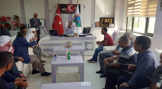 Viranşehir'de imar barışı başvuruları devam etti