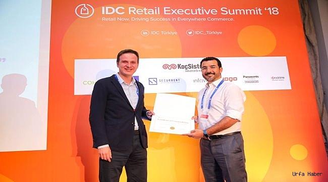 Arzum'a IDC Digital Retail Summit 2018'den iki ödül