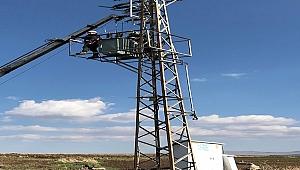 Şanlıurfa'da kaçak elektrik kullanımıyla mücadele