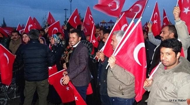 Suriye sınırında Mehmetçik'e destek