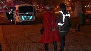 Fuhuş operasyonunda 15 tutuklama
