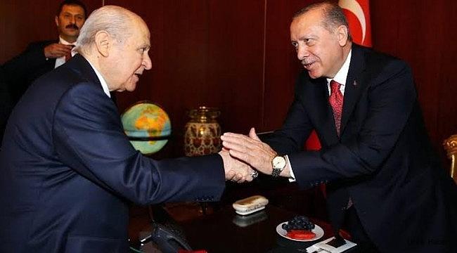 AK Parti ve MHP Bazı Adayları Değişebilir...