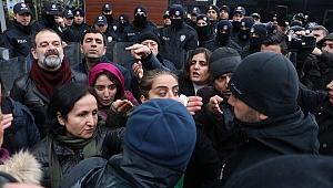 HDP'nin Diyarbakır'da yapmak istediği yürüyüşe izin verilmedi