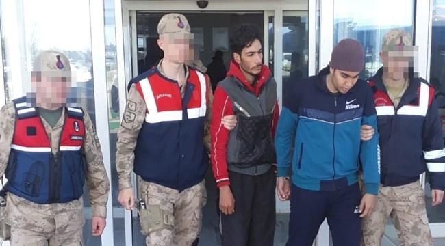 Akçakale'de İki İŞID'li Terörist Yakalandı