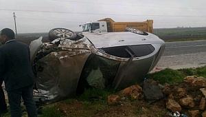 HDP'li Vekil Urfa'da Kaza Yaptı
