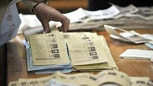 Şanlıurfa'da 4 çuval oy pusulası ele geçirildi