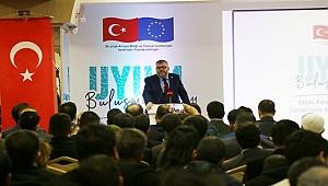 """""""Ülkesine dönen Suriyeli sayısı 313 bini aştı"""""""