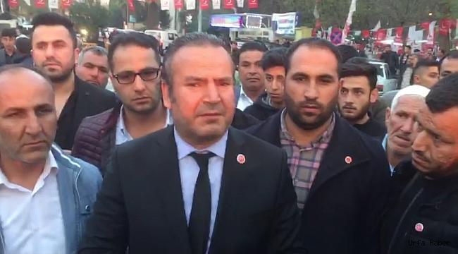 Urfa'da Seçim çalışmasına kan bulaştı _VİDEO_