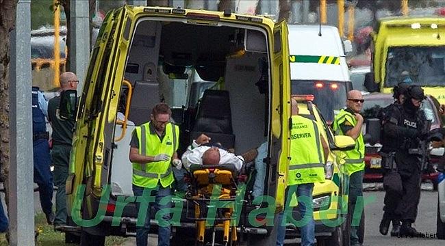 Yeni Zelanda'da iki camiye terör saldırısı: 49 Şehit