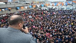 AK Parti Onunla Urfa'da Tarih Yazdı