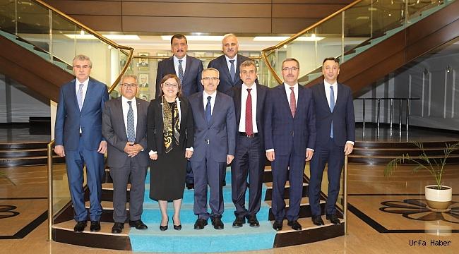 Başkan Beyazgül Ankara temaslarını değerlendirdi