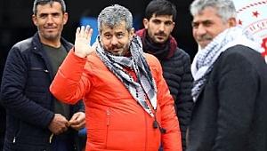CHP adayı Bucak'a darp gözaltısı