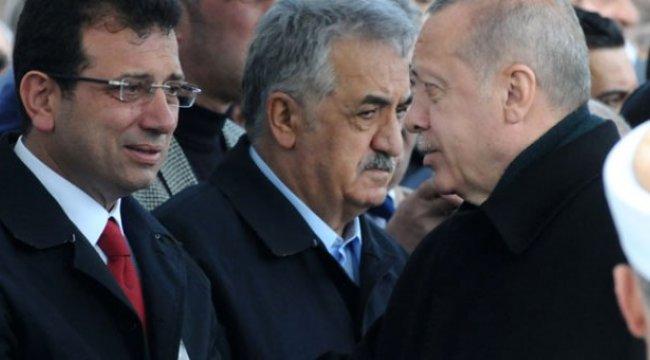 Ekrem İmamoğlu, Cumhurbaşkanı Erdoğan'la Aralarında Geçen Diyaloğu Anlattı