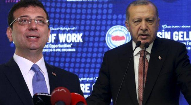 Ekrem İmamoğlu, Erdoğan'ın Twitter Paylaşımlarını Beğendi