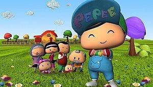 Türkiye'nin ilk dijital çocuk televizyonu Pepee TV yayında