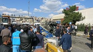Urfa'da kaza 4 yaralı