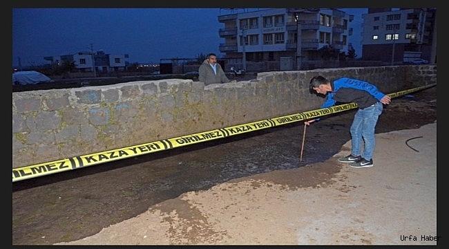 Urfa'da Su Dolu Çukura Düşen Çocuk Öldü