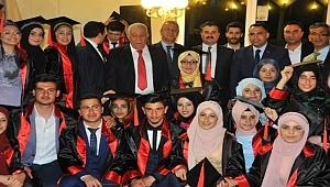 Urfa'nın ilk mezunları onlar oldu…