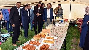 Viranşehir'de fakir öğrenciler için kermes