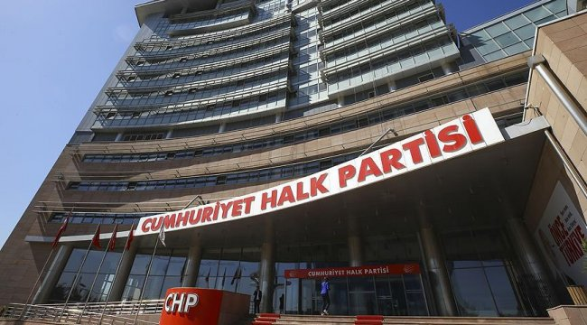 CHP'de olağanüstü PM toplantısı başladı