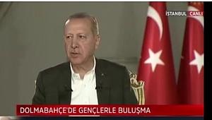 Erdoğan'a 'Kazansaydınız itiraz edecek miydiniz?' sorusu!