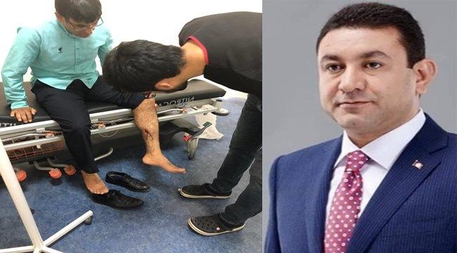 Harran Belediye Başkanı Okul Müdürünü Dövdü iddiası