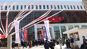 İl Milli Eğitim Yeni Hizmet Binası Açıldı