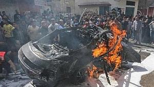 İsrail ordusu Hamas'ın üst düzey yöneticisine suikast düzenledi