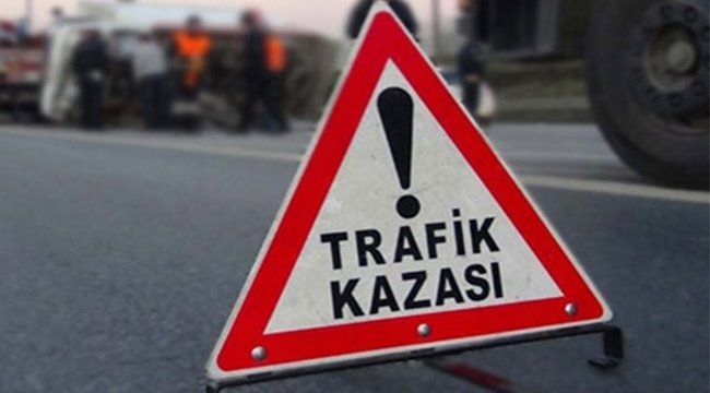 Urfada kaza: 4 yaralı