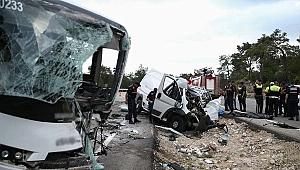 Kazalarda ölen kişi sayısı yüzde 41 azaldı!