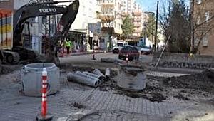 Şanlıurfa'da doğal gaz borusu delindi