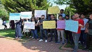 Şanlıurfa'da öğrenciler cinsel istismara karşı yürüdü