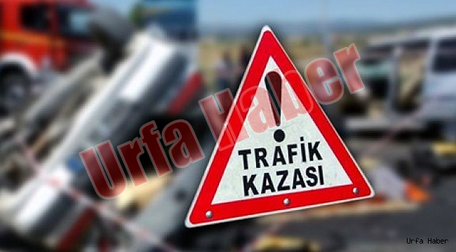 Şanlıurfa'da yolcu minibüsü devrildi: 8 yaralı